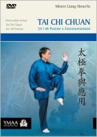 TAI CHI CHUAN 24 i 48 POSTAW Z ZASTOSOWANIAMI - DVD