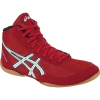 ASICS MATFLEX 5 FIERY RED/WHITE