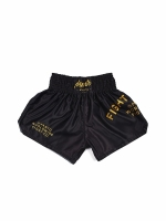 MANTO SPODENKI MUAY THAI SUPPLY CZARNE