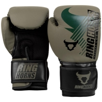 BOXING GLOVES RINGHORNS CHARGER MX KHAKI BY VENUM