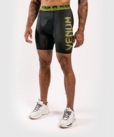 VENUM BOXING LAB COMPRESSION SHORTS BLACK/GREEN