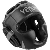 KASK VENUM CHALLENGER 2.0 BLACK/GREY
