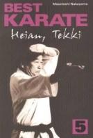 BEST KARATE 5, HEIAN, TEKKI, Masatoshi Nakayama