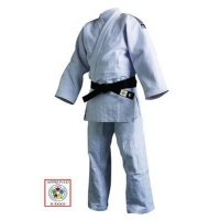 JUDOGA ADIDAS CHAMPION II IJF RED LABEL (G730) BIAŁA