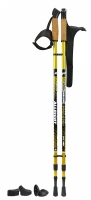 KIJKI DO NORDIC WALKING ALLRIGHT GOLD (PARA)