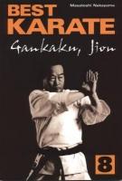 BEST KARATE 8, GANKAKU, JION, Masatoshi Nakayama