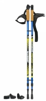 KIJKI NORDIC WALKING ALLRIGHT BLACK (PARA)