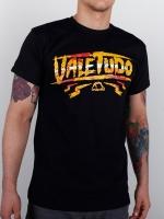 MANTO t-shirt VALETUDO czarny