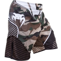 VENUM CAMO HERO FIGHTSHORTS SPODENKI DO MMA