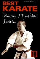 BEST KARATE 10, UNSU, SOCHIN, NIJUSHIHO M. Nakayama