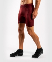 VENUM G-FIT COMPRESSION SHORTS BURGUNDY