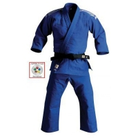 JUDOGA ADIDAS CHAMPION II IJF RED LABEL (G730) NIEBIESKA