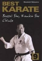 BEST KARATE 9, BASSAI SHO, KANKU SHO,CHINTE, Masatoshi Nakayama