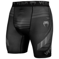 VENUM TECHNICAL 2.0. COMPRESSION SHORTS BLACK/BLACK