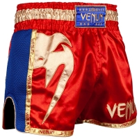 VENUM GIANT SPODENKI DO MUAI THAI - RED/GOLD