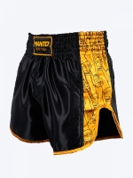 MANTO SPODENKI MUAY THAI FISTS
