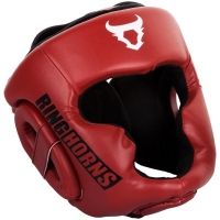 KASK RINGHORNS CHARGER RED BY VENUM