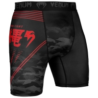 VENUM OKINAWA 2.0 COMPRESSION SHORTS BLACK/RED