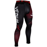 LEGGINSY TRENINGOWE VENUM NOGI 2.0. BLACK/RED