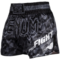 VENUM TECMO SPODENKI DO MUAI THAI - DARK GREY