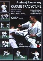 DVD KARATE TRADYCYJNE, KATA CZĘŚĆ 1