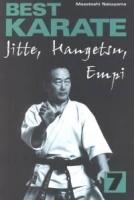 BEST KARATE 7, JITTE, HANGETSU, EMPI, Masatoshi Nakayama