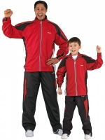 DRES SPORTOWY- KWON PERFORMANCE MICRO RED/BLACK