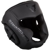 KASK RINGHORNS CHARGER BLACK/BLACK BY VENUM