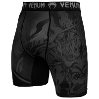 VENUM DEVIL COMPRESSION SHORTS BLACK/BLACK