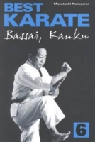 BEST KARATE 6, BASSAI, KANKU, Masatoshi Nakayama