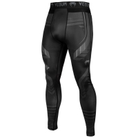 LEGGINSY TRENINGOWE VENUM TECHNICAL 2.0 BLACK/BLACK
