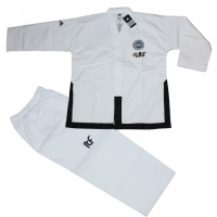DOBOK ITF ADIDAS BLACK BELT INSTRUCTOR