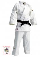 JUDOGI MIZUNO YUSHO, IJF APPROVED, WHITE (G 750)
